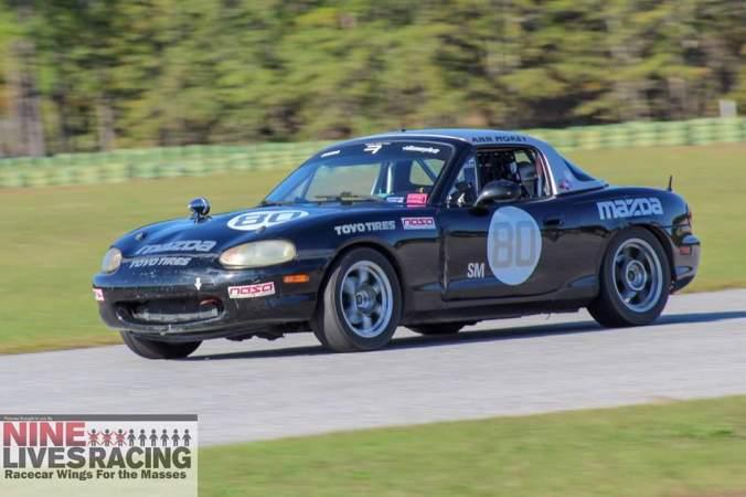 Carolina Motorsports Park >> Nasa Se Turkey Trot At Carolina Motorsports Park November 9